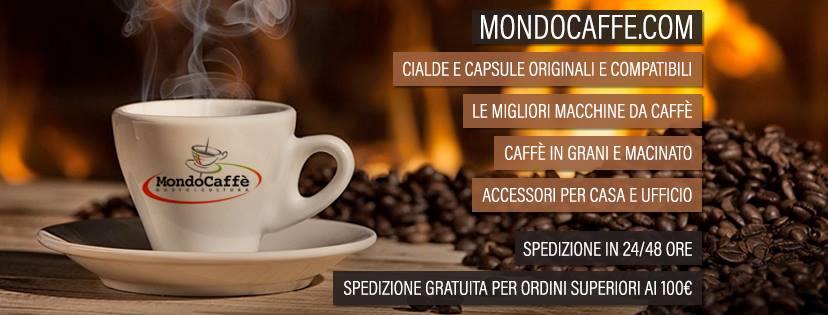 mondo caffè cover
