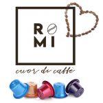 logo romi cuor di caffè